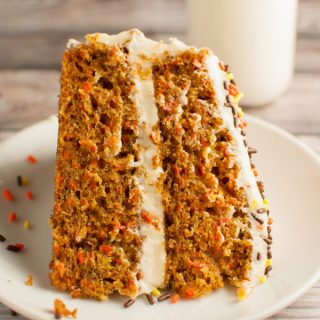 My Favorite Carrot Cake